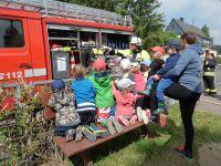 Weiterlesen: Die Feuerwehr übt in der Kita Funkelstein